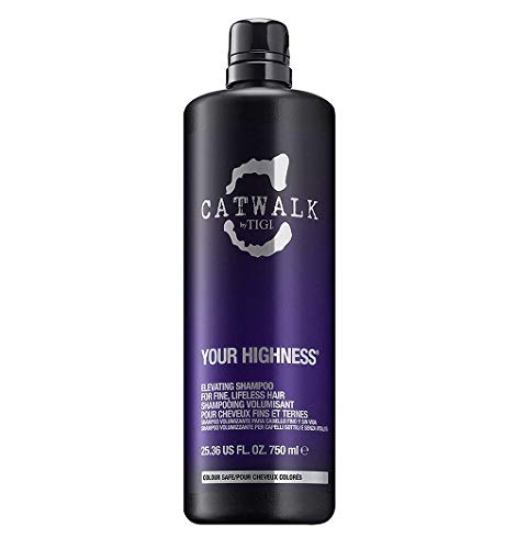 TIGI Catwalk Volume Collection Your Highness Elevating Shampoo, 25.36 Ounce ()