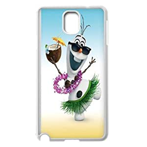 Yo-Lin case IKAI0446581Frozen Forever For Samsung Galaxy NOTE4 Case Cover