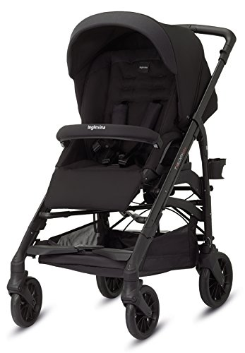 Inglesina Trilogy City Stroller - Total Black