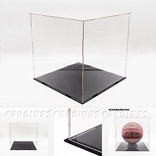 Odoria Clear UV Acrylic Display Box Case 11.8