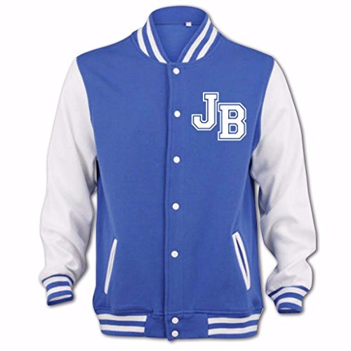 Blouson Girlfriend Tidy Femme Jb Clothing Bleu Bang D'université RU4qxtwR8