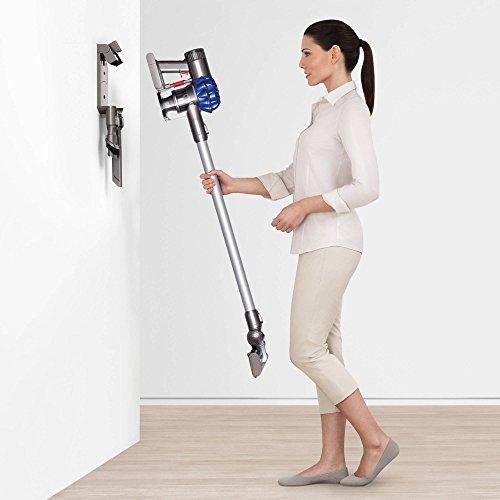 dyson v6 blue slim vacuum cleaner deals coupons reviews. Black Bedroom Furniture Sets. Home Design Ideas