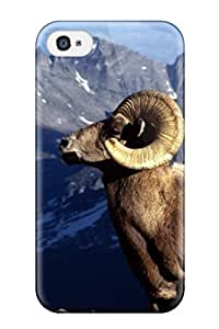 Zheng caseJakeNC Iphone 4/4s Well-designed Hard Case Cover Animal Live Protector