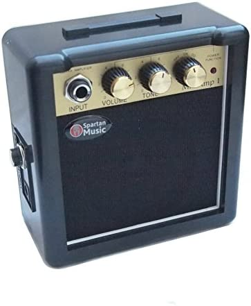 Mini Amplificador para Guitarra Eléctrica que Funciona con ...