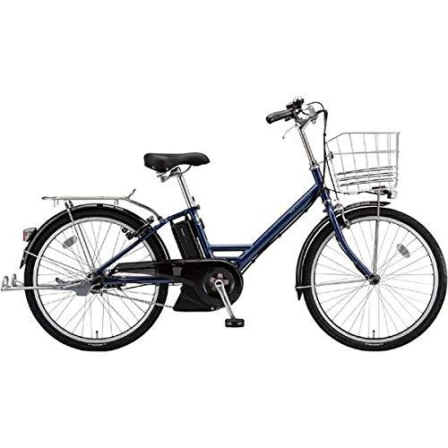 BRIDGESTONE(ブリヂストン) 2018年モデル アシスタユニプレミア A4PC38 24インチ 電動アシスト自転車 専用充電器付 B07HWMH33Y P.Xサファイヤブルー P.Xサファイヤブルー