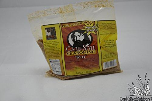 DUCK COMMANDER Phil Robertson's New & Improved Cajun Style Seasoning Rub