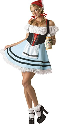 Oktoberfest Girl Costume - Small - Dress Size 2-6