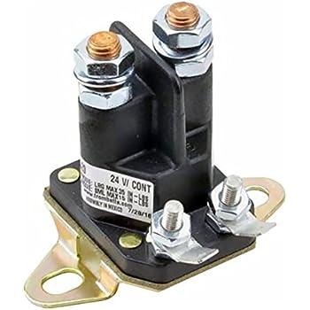 amazon com: starter solenoid toro 884-1221-210-02, 892 trombetta  solenoid wiring diagram