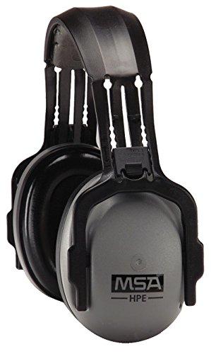 Earmuffs, Ear Muffs - Headband Style, MSA HPE