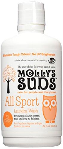 Molly's Suds All Sport Liquid Laundry Wash 32 Loads
