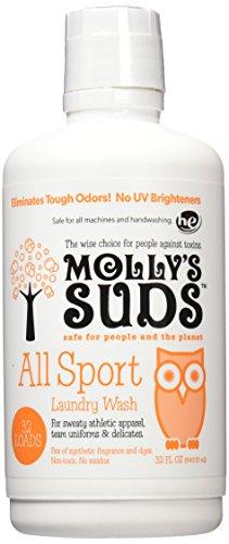 Mollys Suds Sport Liquid Laundry product image