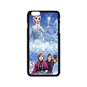 Happy Frozen lovely girl Cell Phone Case for iphone 6