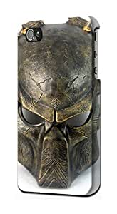 S1079 Predator Mask Case Cover For IPHONE 5C