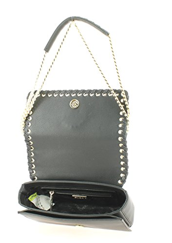 BORSA VERSACE JEANS SHOULDER BAG LOGO E1VRBBI4 NERO