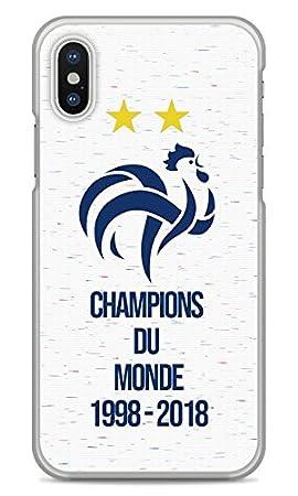 coque samsung a6 2018 champion