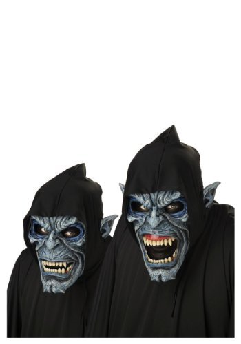 California Costumes Men's Night Stalker Mask,Assorted,One Size -