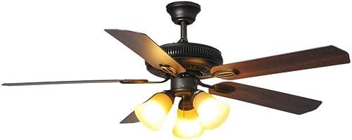 Hampton Bay AG524-ORB Glendale 52″ Oil-Rubbed Bronze Ceiling Fan