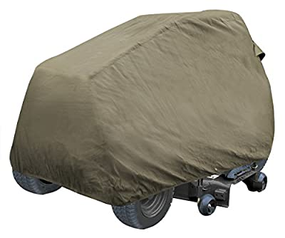 """Leader Accessories Lawn Tractor Cover Fit 54"""" Tractor with a Deck"""