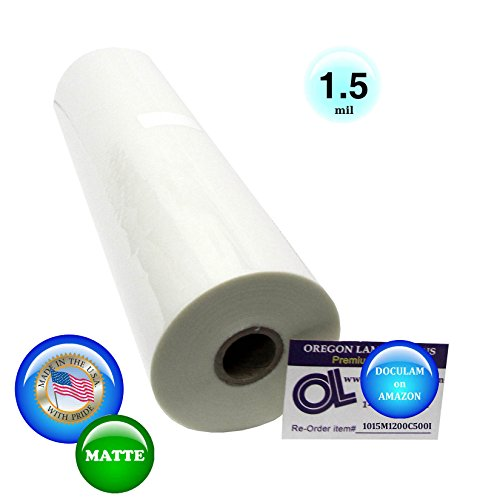 Matte Satin Doculam Laminating Film 12