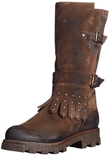 Manas Damen 172m6105ex Combat Boots Braun (t.moro)