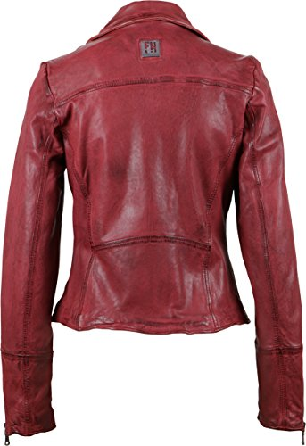 Freaky Cappotto Nation Rosso Donna 4001 Paradise City red Fqz6rqPU