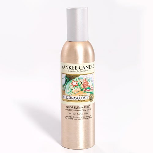 (Yankee Candle Christmas Cookie Concentrated Room Spray)