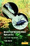 Insect Herbivore-Host Dynamics : Tree-Dwelling Aphids, Dixon, A. F. G., 0521802326