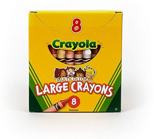 Crayola Multicultural Crayons (Crayola)]()