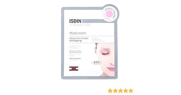 Isdin - Pack 4 Máscaras de Hidrogel Antiaging Maskream: Amazon.es