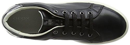 Geox Damen D Nhenbus Une Chaussure Schwarz (noir)
