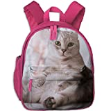Cat Kid Bookbag Backpack