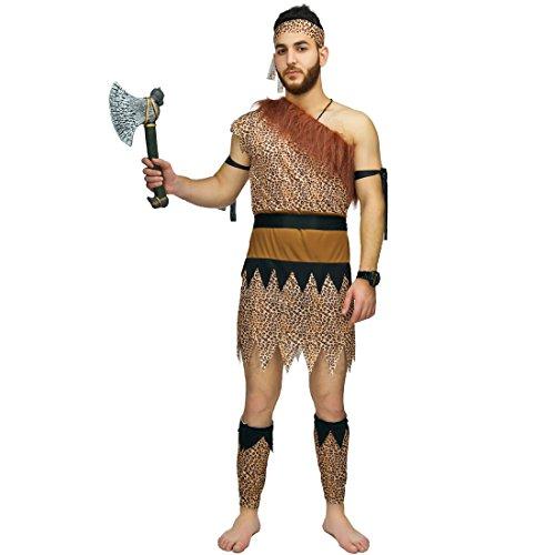 Adult Man's Wild Caveman Costumes (Adult Caveman Costumes)