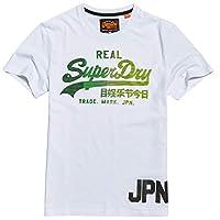 Superdry Men's Men's T-Shirt Vintage Logo 1ST TEE