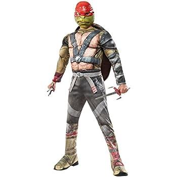 Amazon.com: Rubies Disfraz de Rafael de Las Tortugas Ninja ...