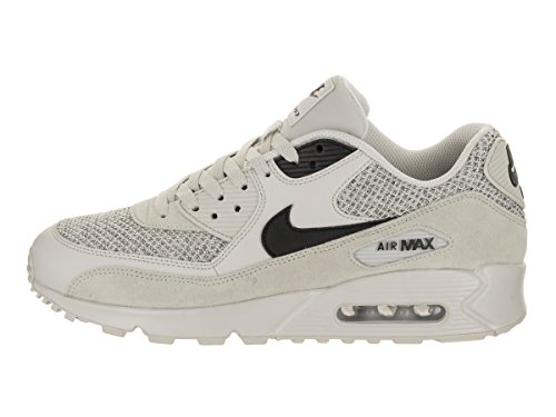 NIKE Air 90 de Bone Black Platinum Essential homme Max Light Chaussures running UHqxdUC6r