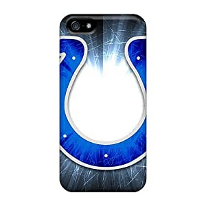 Hot Tpye Indianapolis Colts Cases Covers For Iphone 5/5s by lolosakes