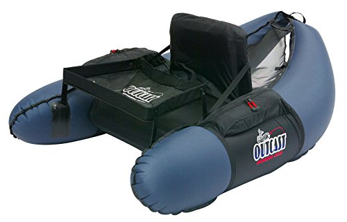 Outcast Trinity Float Tube - with Free $35 Gift Card by Outcast