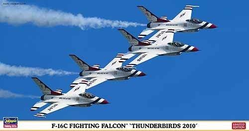 - 09935-7 1/48 F-16C Fighting Falcon Thunderbirds 2010 LE