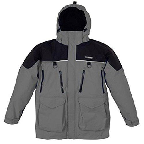 Ice Armor Men's Edge Cold Weather Parka, 3X-Large, Charcoal/Black - Edge Parka