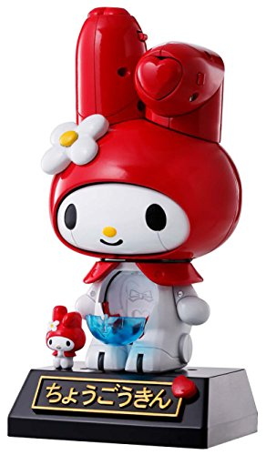 Bandai Tamashii Nations Chogokin My Melody Figure, Red