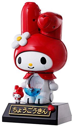 Tamashii Nations Bandai Chogokin My Melody Figure, Red