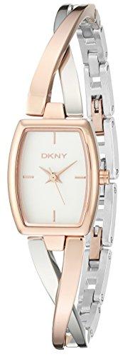 DKNY Women's NY2236 CROSSWALK Rose Gold Watch