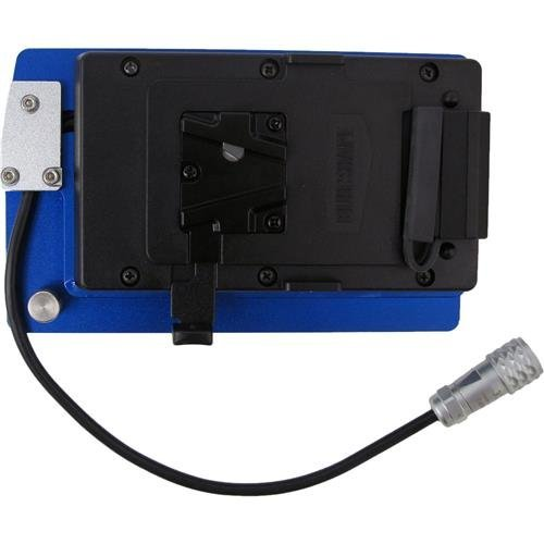 Outsight Single V-Lock Battery Mounting Plate for Creamsource Micro Fixture