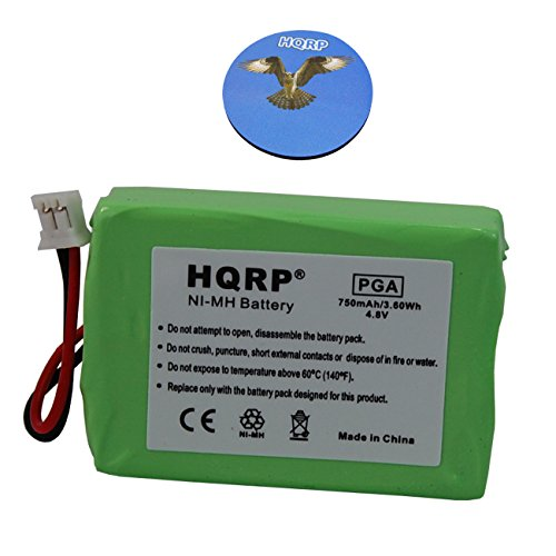 Cheap HQRP Battery compatible with Sportdog ProHunter 2400 model SD-2400 SR200-IM Remote Controlled Dog Training Collar Receiver plus Coaster