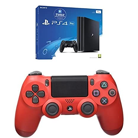 PlayStation 4 Pro (PS4) - Consola de 1 TB (incluye recarga ...
