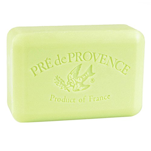 Pre de Provence Shea Butter Enriched Artisanal French Soap Bar (250 g) - Linden from Pre de Provence