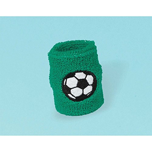 Soccer Sweatband Party Favors (2ct)