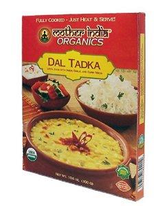 Mother India Organics Dal Tadka Og 10.6 Oz