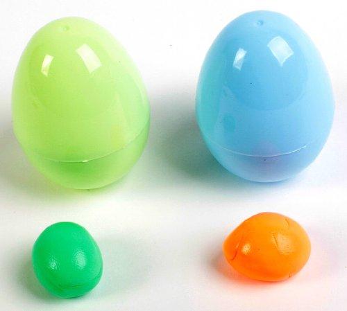 Ja-Ru Glitter Putty in Classic Egg