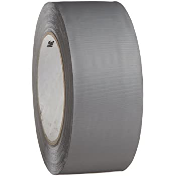 3M Vinyl Duct Tape 3903 Gray, 2 in x 50 yd 6.3 mil (Pack of 1)